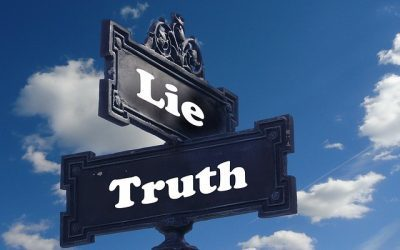 At the Intersection of Truth and Lies: Self-Blame