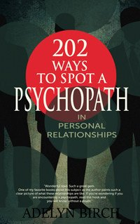 202 WAYS TO SPOT A PSYCHOPATH BOOK COVER