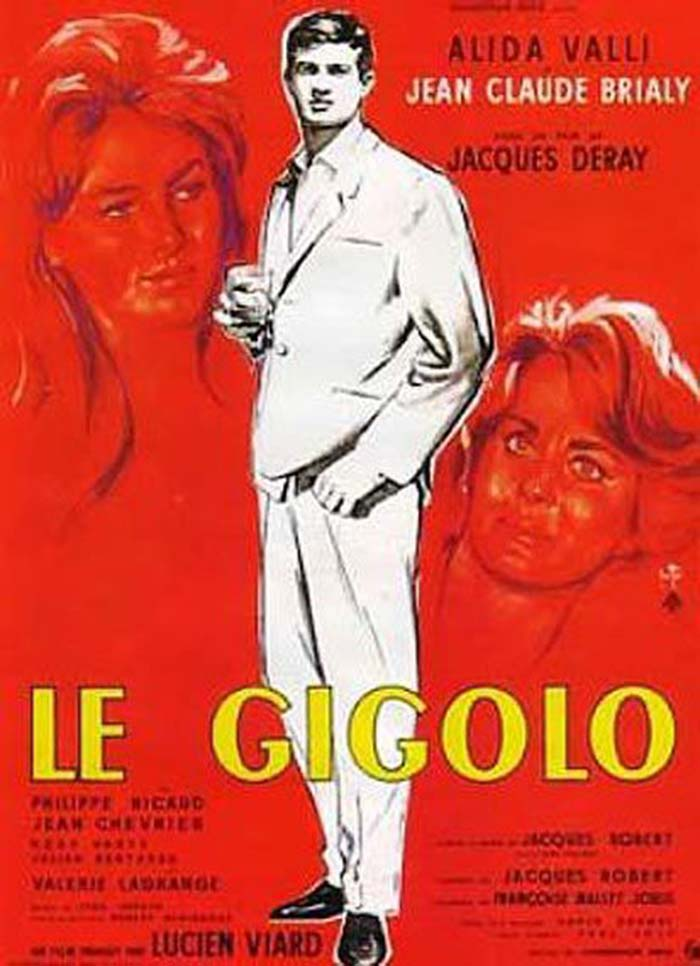I Promise You, I'm No Gigolo!